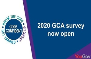 2020 GCA survey is now open. Complete it at www.yougov.com/gca.