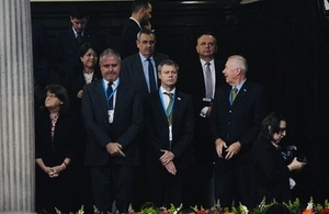 Guatemalan inauguration 2020
