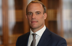 Rt Hon Dominic Raab MP