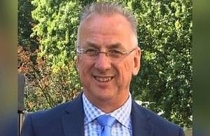 Dstl Fellow Dr Norman Govan