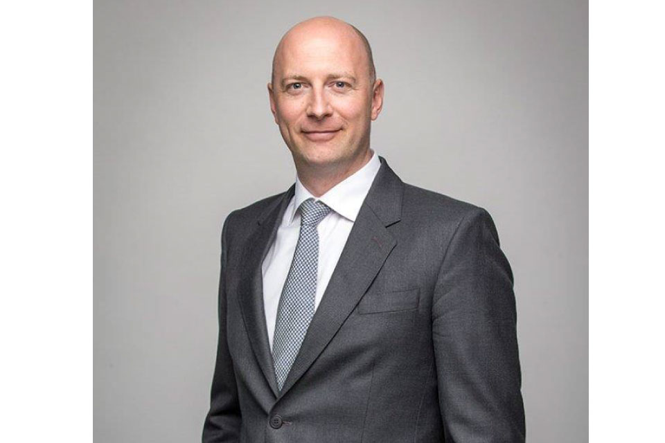 Picture of Matthew Postgate, one of the newly appointed Non-Executive Directors.
