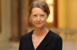 Ms Catherine Inglehearn MBE