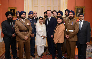 PM's Vaisakhi reception