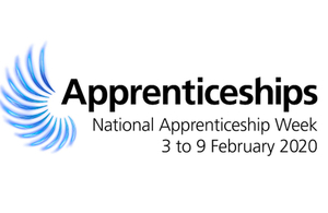 Apprenticeships, National Apprenticeship Week 2020, 3 to 9 February 2020