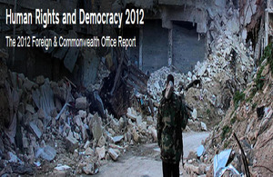 Human Rights and Democracy report 2012