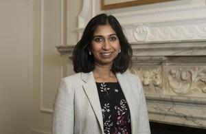 Attorney General Suella Braverman MP