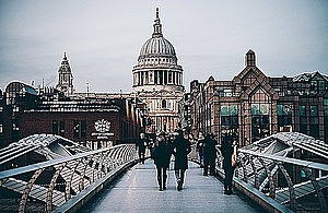 Generic photo of London