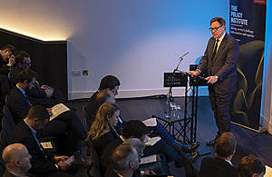 Defence Minister Jeremy Quin's keynote speech at King's College London