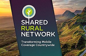 Shared Rural Network Logo