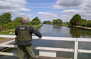 Operation CLAMPDOWN8 targets illegal fishing during the coarse fish close season.
