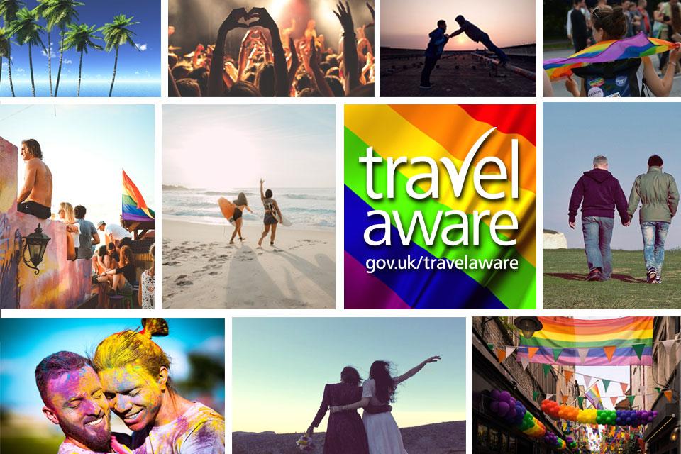 Travelaware - LGBT travel advice