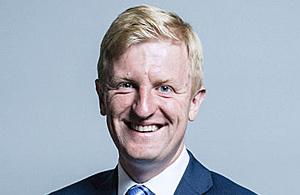Secretary of State Oliver Dowden