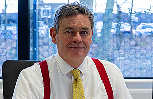 Image of Simon French, Chief Inspector of Rail Accidents