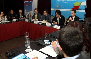 EU expertise in Macedonia event