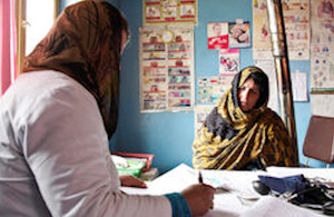 Malaria control in Afghanistan