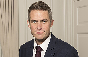 Education Secretary, Gavin Williamson
