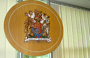 Traffic Commissioners for Great Britain Crest