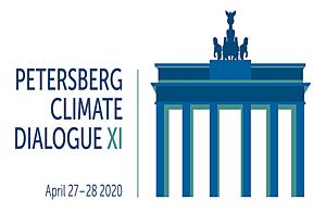 Petersberg Climate Dialogue logo.