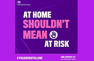 Domestic abuse graphic