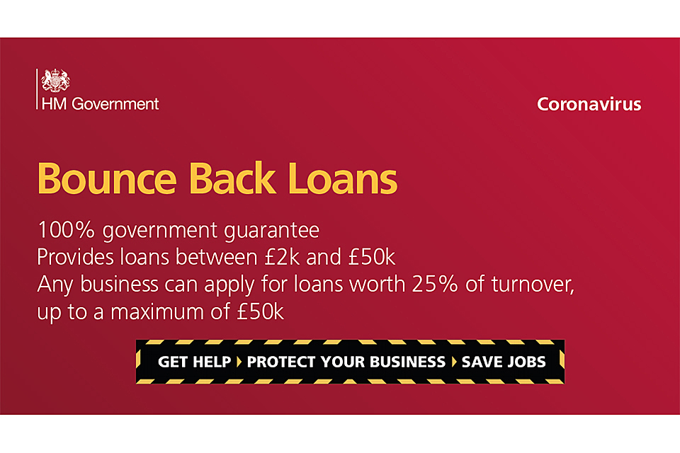 Small businesses boosted by bounce back loans - GOV.UK