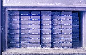 Frozen samples facility