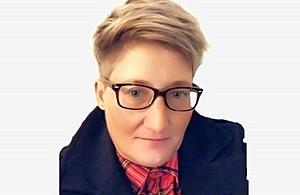 Portrait image of Sara Hammel