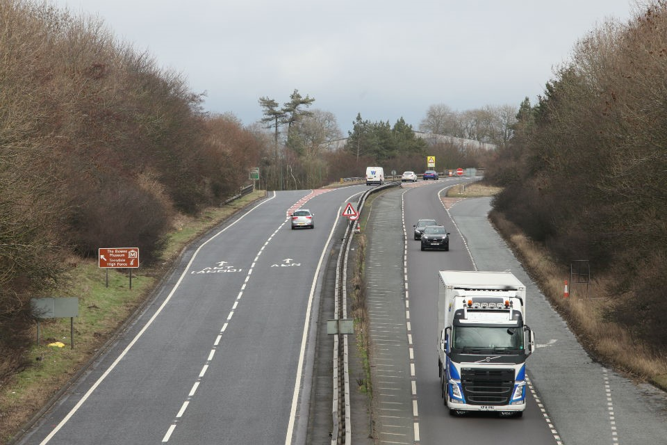 A66 Bowes bypass