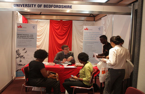 UK Universities Fair