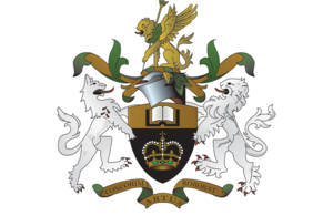 Image of the Royal College of Defence Studies crest