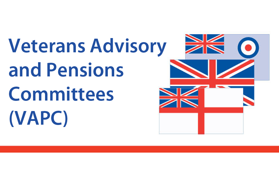Veterans Advisory and Pensions Committees - GOV.UK