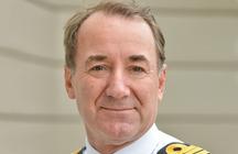 Admiral Sir George   Zambellas KCB DSC ADC