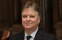 David Fitton CMG