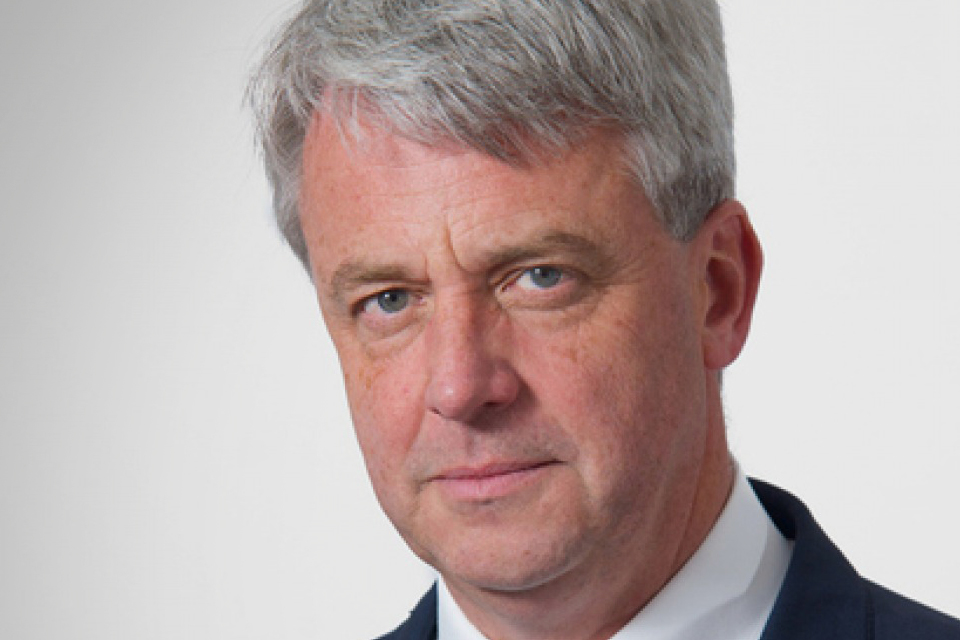 The Rt Hon Andrew Lansley CBE
