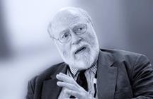 Professor Roger Cashmore CMG FRS