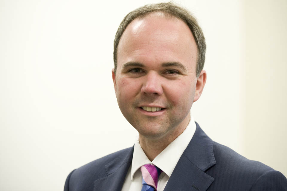 The Rt Hon Gavin Barwell