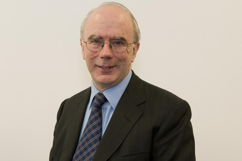 Trevor Llanwarne CB