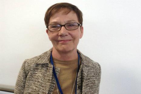 Dr Patricia Rice
