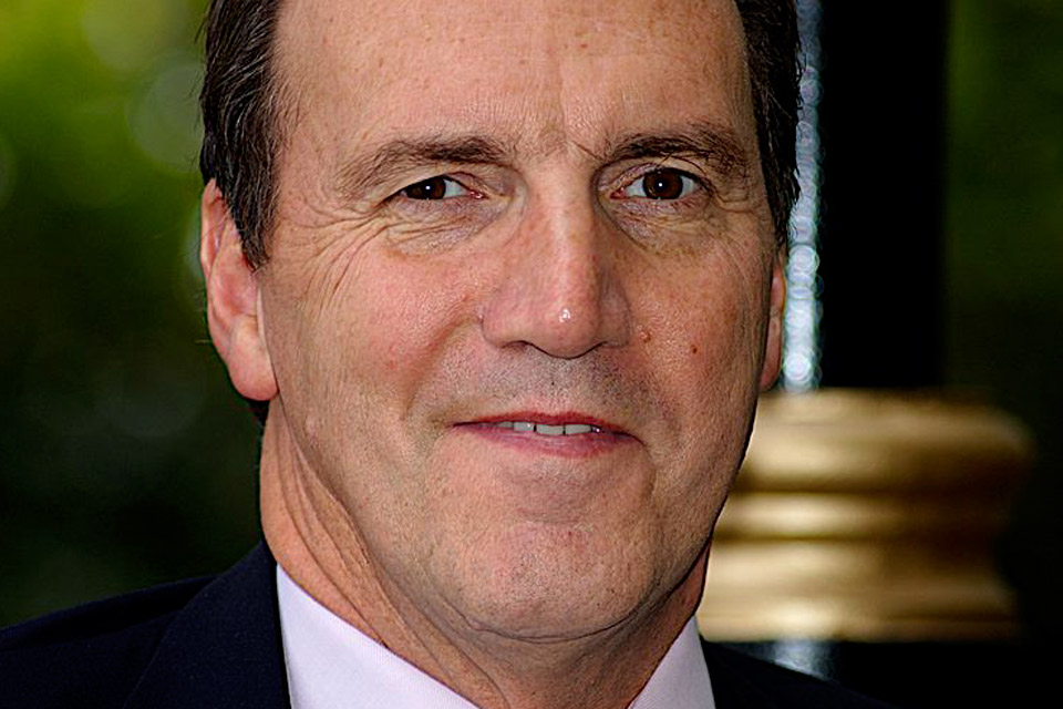 The Rt Hon Simon Hughes