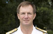 Commodore Richard Powell OBE MA MSc RN