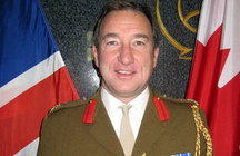 Brigadier Jonathan Calder-Smith