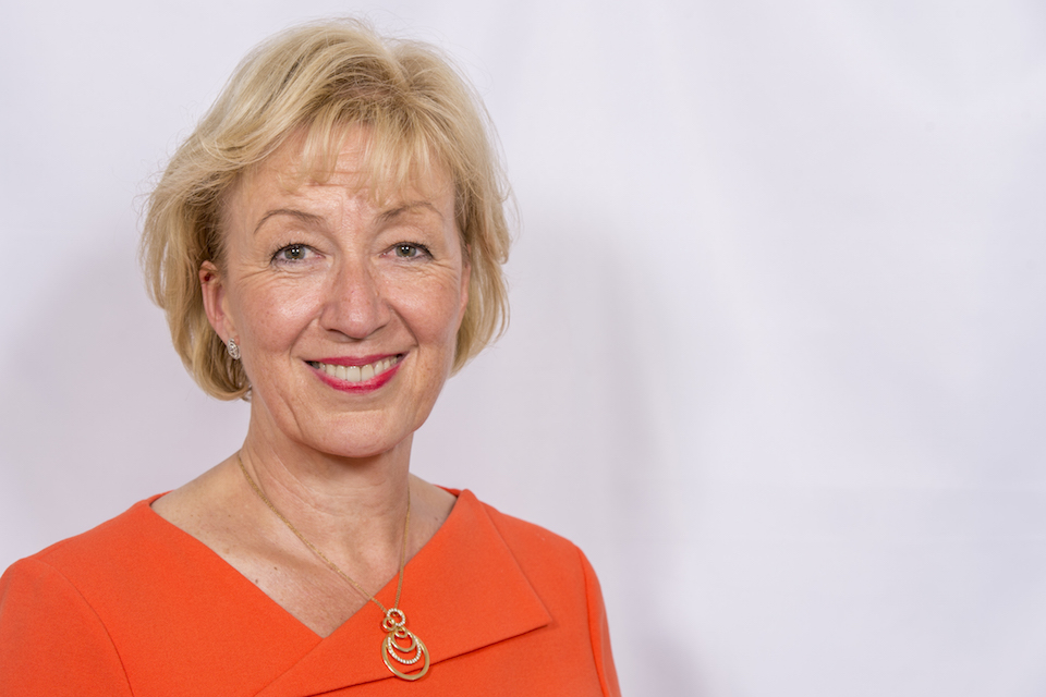 The Rt Hon Andrea Leadsom MP