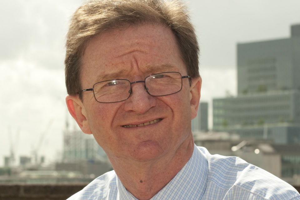 Sam  Younger  CBE