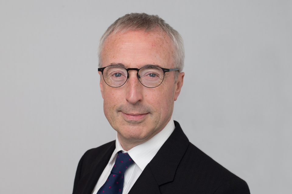 Sir Martin Donnelly KCB CMG