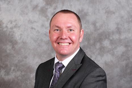Shaun McNally CBE