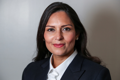 The Rt Hon Priti Patel MP