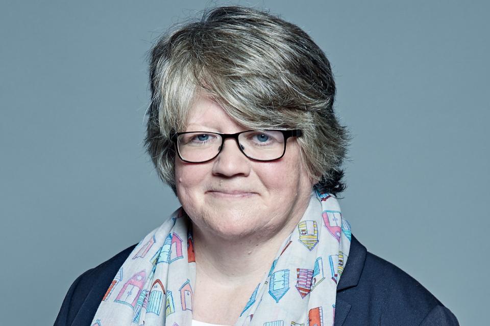 The Rt Hon Thérèse Coffey MP