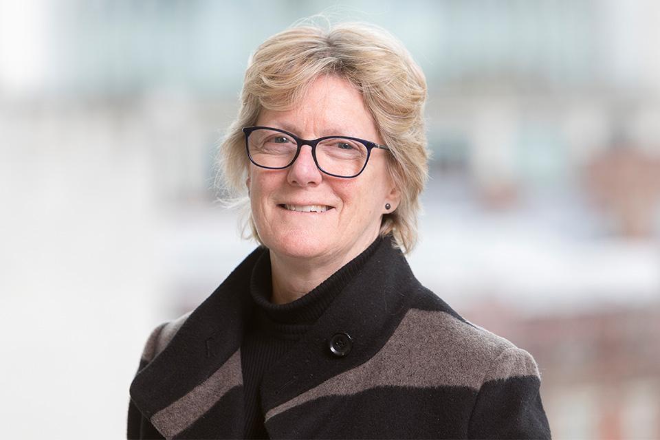 Professor Dame Sally Davies