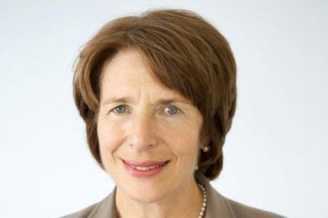 Dr June Raine CBE