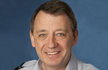 Air Vice-Marshal  Martin Clark MBA BSc(Eng) CEng FRAeS FIET RAF