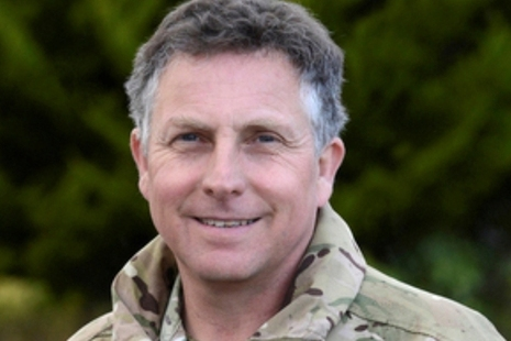 General Sir Nick Carter GCB CBE DSO ADC Gen